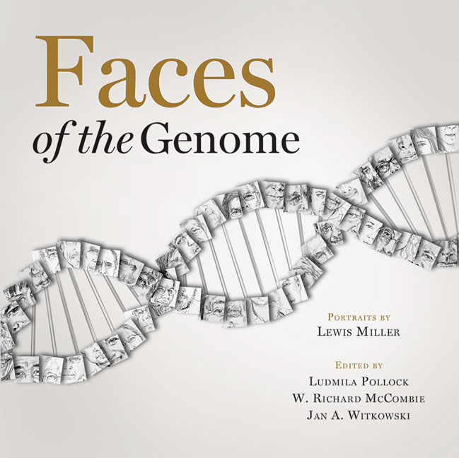 Faces of the Genome cover image