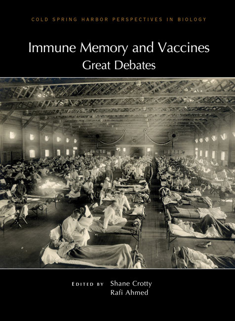 Immune Memory and Vaccines: Great Debates cover image