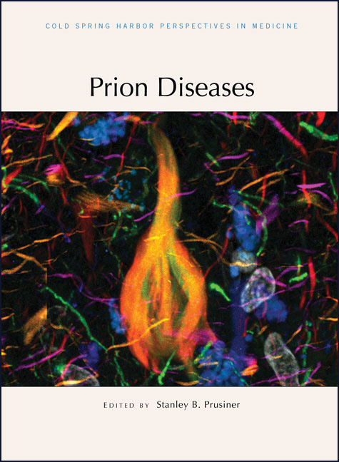 Prion Diseases cover image