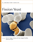 Fission Yeast: A Laboratory Manual