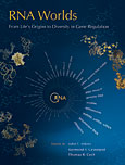 RNA Worlds: From Life's Origins to Diversity in Gene Regulation
